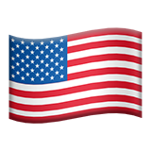 Flag Of United States Of America Scrapbooking Idee Emoji Drapeau