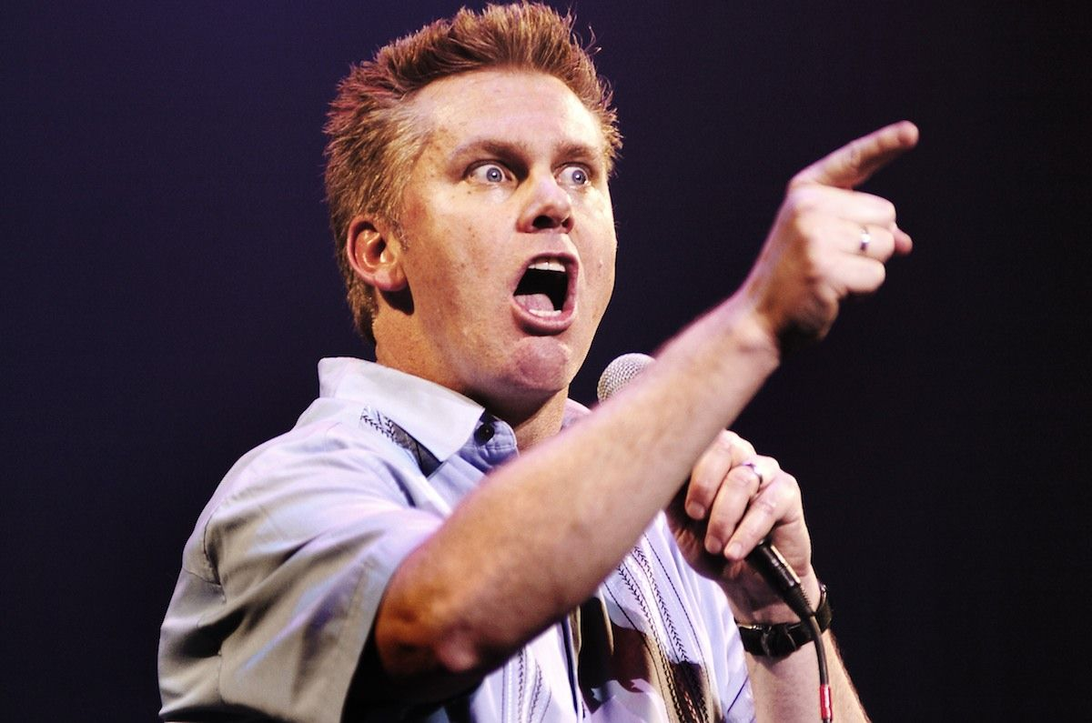 a comedic analogy about relationships brian regan funny comedians