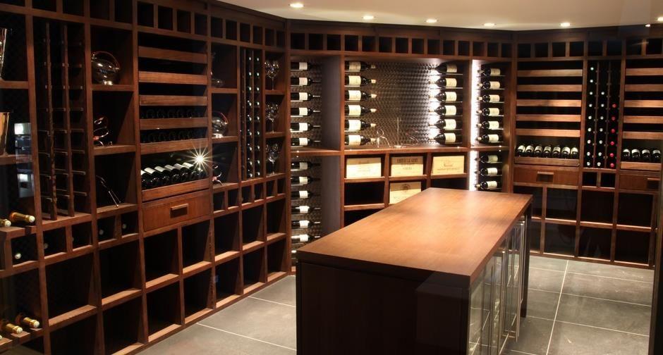 cave vin en weng verni bar vin deco pinterest cave vin et bar. Black Bedroom Furniture Sets. Home Design Ideas