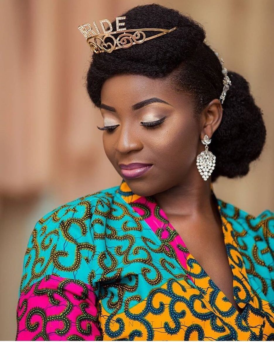 There are a variety of ways to make yourself stand out with an Asoebi style, Even if you are thinking of what to create and slay with an Nigerian Yoruba dress styles. latest asoebi styles for weddings arrive in many patterns and designs.   The African Fabrics beauty of this print is that it comes in many designs and textures. Ankara will permit you make a come to an understanding of any cloth without losing the African dress styles flair. #nigeriandressstyles
