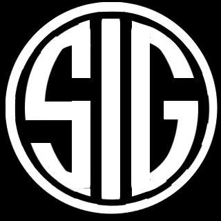 SIG Sauer decal SIG Bumper Sticker SIG SAUER Vinyl Decal 9mm Made In USA