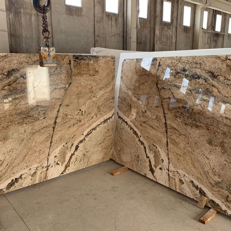 Travertine slabs exhibit various linear veins which are a popular choice for modern design schemes. Marblewarehouse brings to you Italian Travertine from the fabled quarries of Tivoli and Tuscany and also from the quarries of Peru at the most affordable prices.