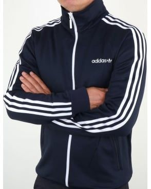 Adidas Originals Beckenbauer Track Top Navy  555c413352