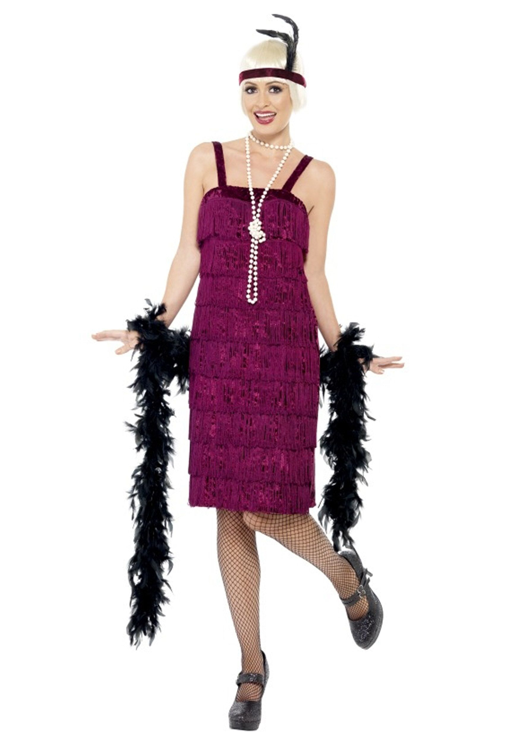 40b41c3eb4b Womens Jazz Flapper Costume