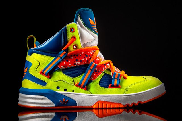 ADIDAS ORIGINALS ROUNDHOUSE INSTINCT Sneaker Freaker