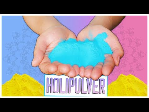 diy holi pulver colored powder youtube diy 39 s pinterest farbpulver holi und selbermachen. Black Bedroom Furniture Sets. Home Design Ideas