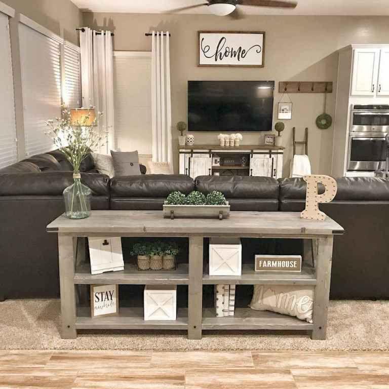 17 Best Farmhouse Living Room With Rug Decor Ideas In 2020