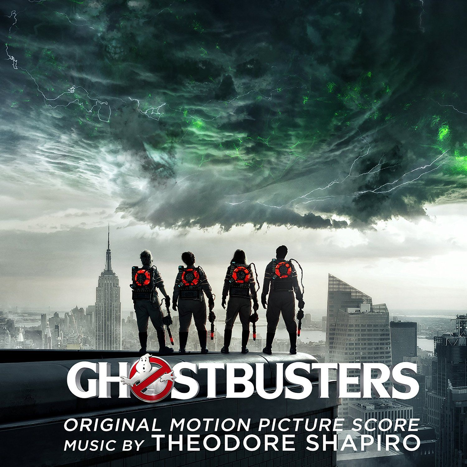 Sony Classical proudly announces the release of Ghostbusters (Original Motion Picture Score) to accompany Sony Pictures' highly anticipated feature film Ghos...