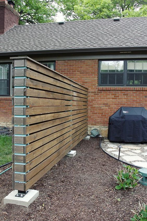 Photo of Fantastic DIY outdoor privacy screen ideas with picture – #makeaoutdoorprivacyscre… – 2019 – Privacy screen
