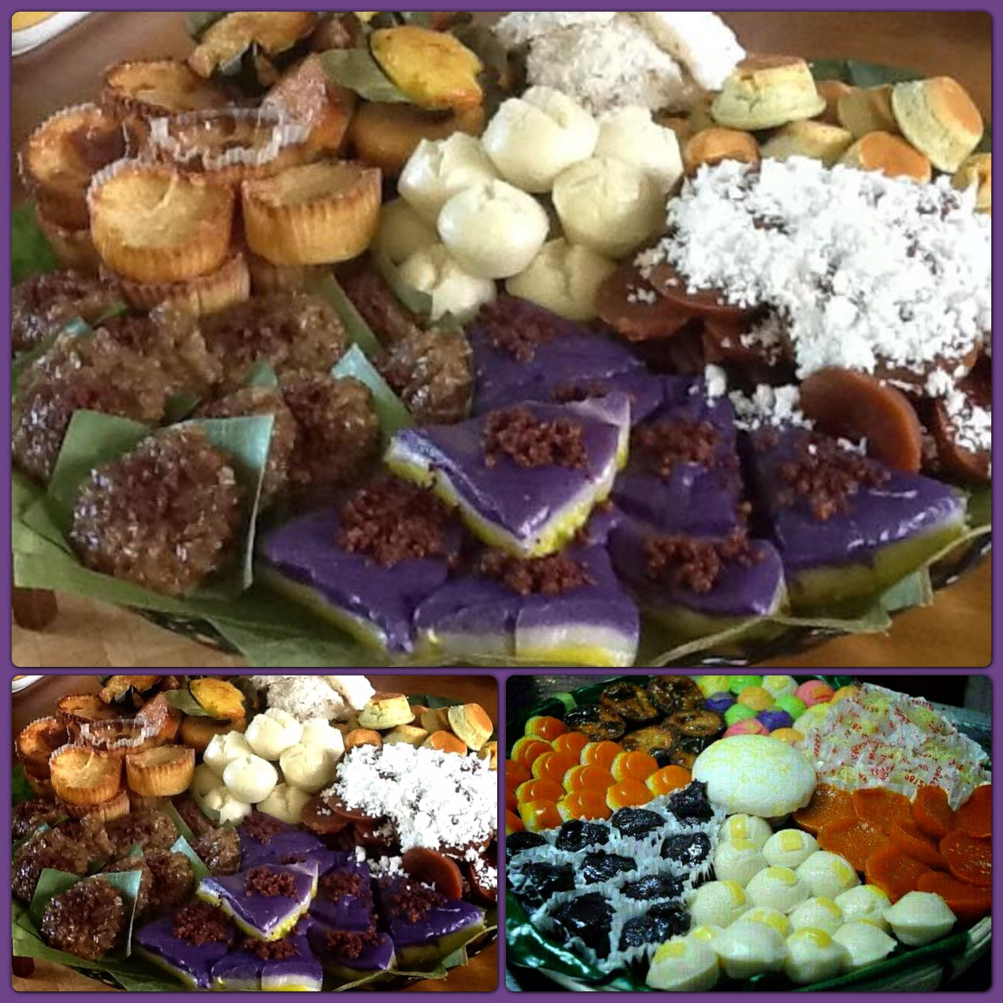 Assorted Kakanin Filipino Recipes Recipes Filipino Dessert Recipes