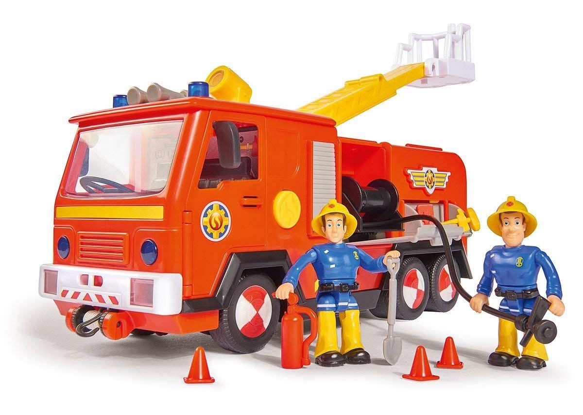 Feuerwehrmann Sam Spielzeug Jupiter