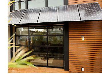 Captivating Solar Panel Canopy Modern Exterior By Elemental Design, LLC