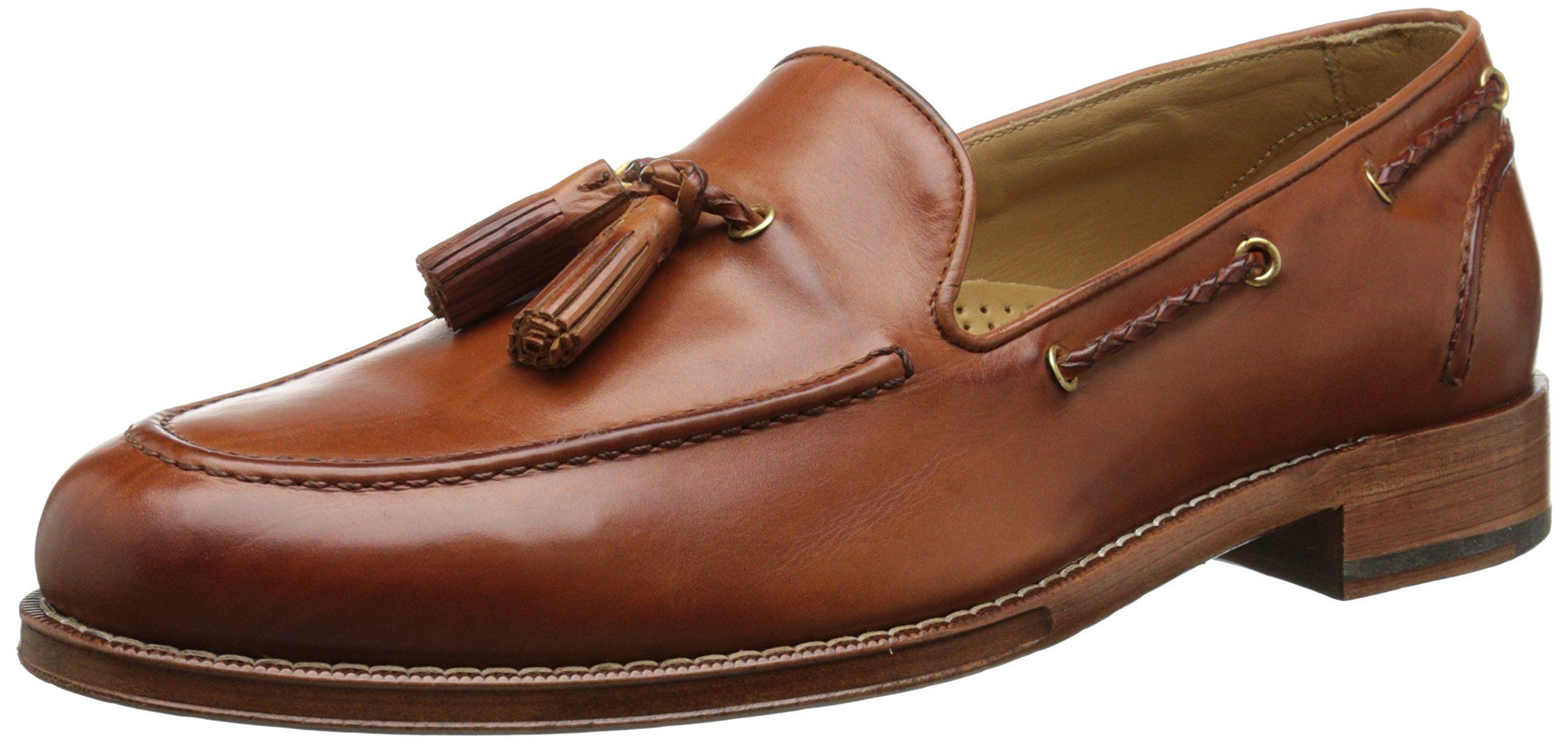 e197bc6cfc0 Amazon.com  Cole Haan Men s Brady Belgian Tassel Slip-On Loafer  Shoes