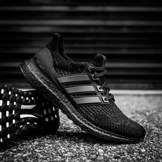 887131d45 Is there a better UltraBOOST colourway than  Triple Black      packershoes
