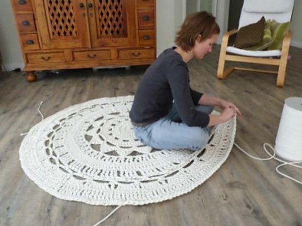 Diy Teppiche Und Fußmatten Bunt Wohnen Haus Und Garten
