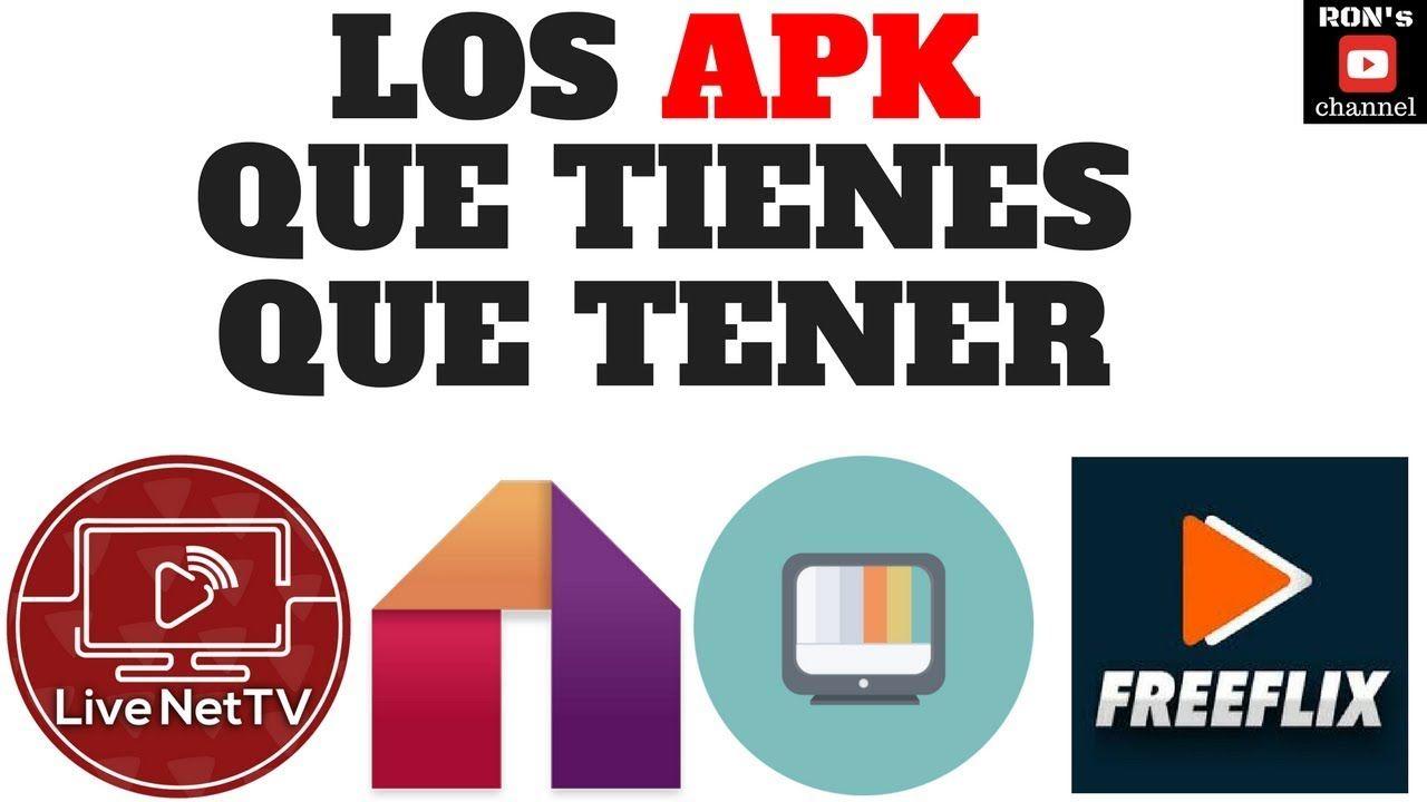 Los Apk Que Tienes Que Tener Terrarium Tv Live Net Tv Freeflix