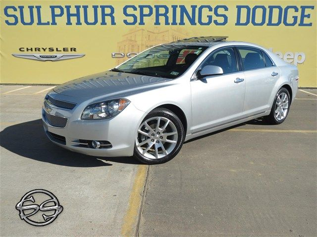 2012 Chevrolet Malibu Ltz Sunroof Leather Seats Ssdodge Chevy