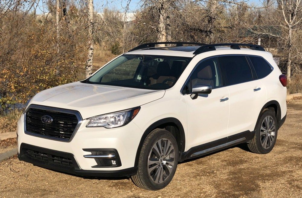 My review of the terrific new 8seater 2019 Subaru Ascent