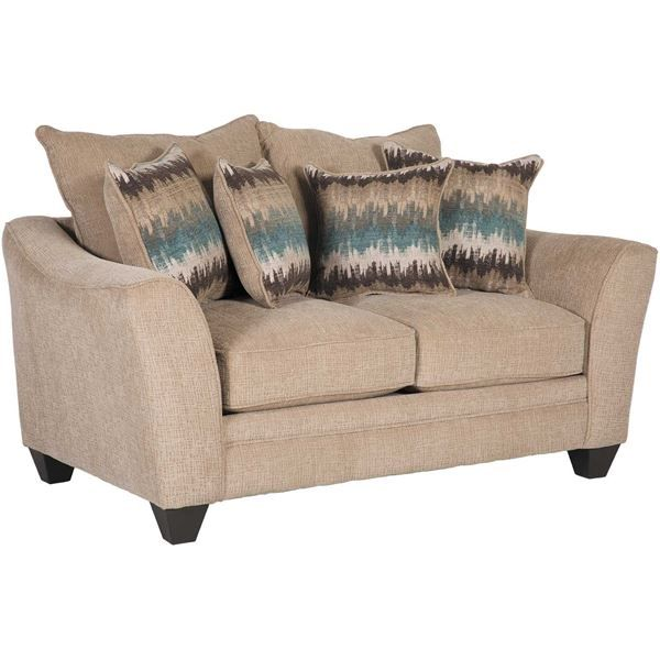 Sofas For Sale Cornell Platinum Sofa With Chaise by American Furniture Manufacturing is now available at American Furniture Warehouse