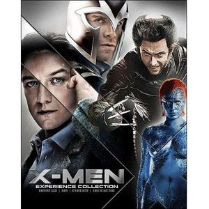 Georgine Saves Blog Archive Good Deal X Men Experience Collection Blu Ray Widescreen 19 96 Today Only X Men Blu Ray Men