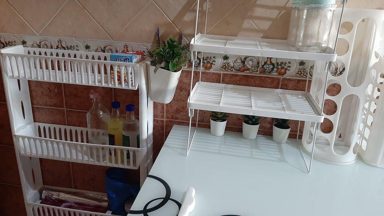 تنظيم المطبخ الصغير والضيق بمنظمات تركية Home Loft Bed Home Decor