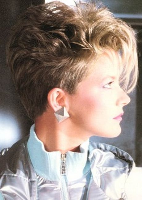 80s Short Hairstyles For Women 80s Short Hair Short