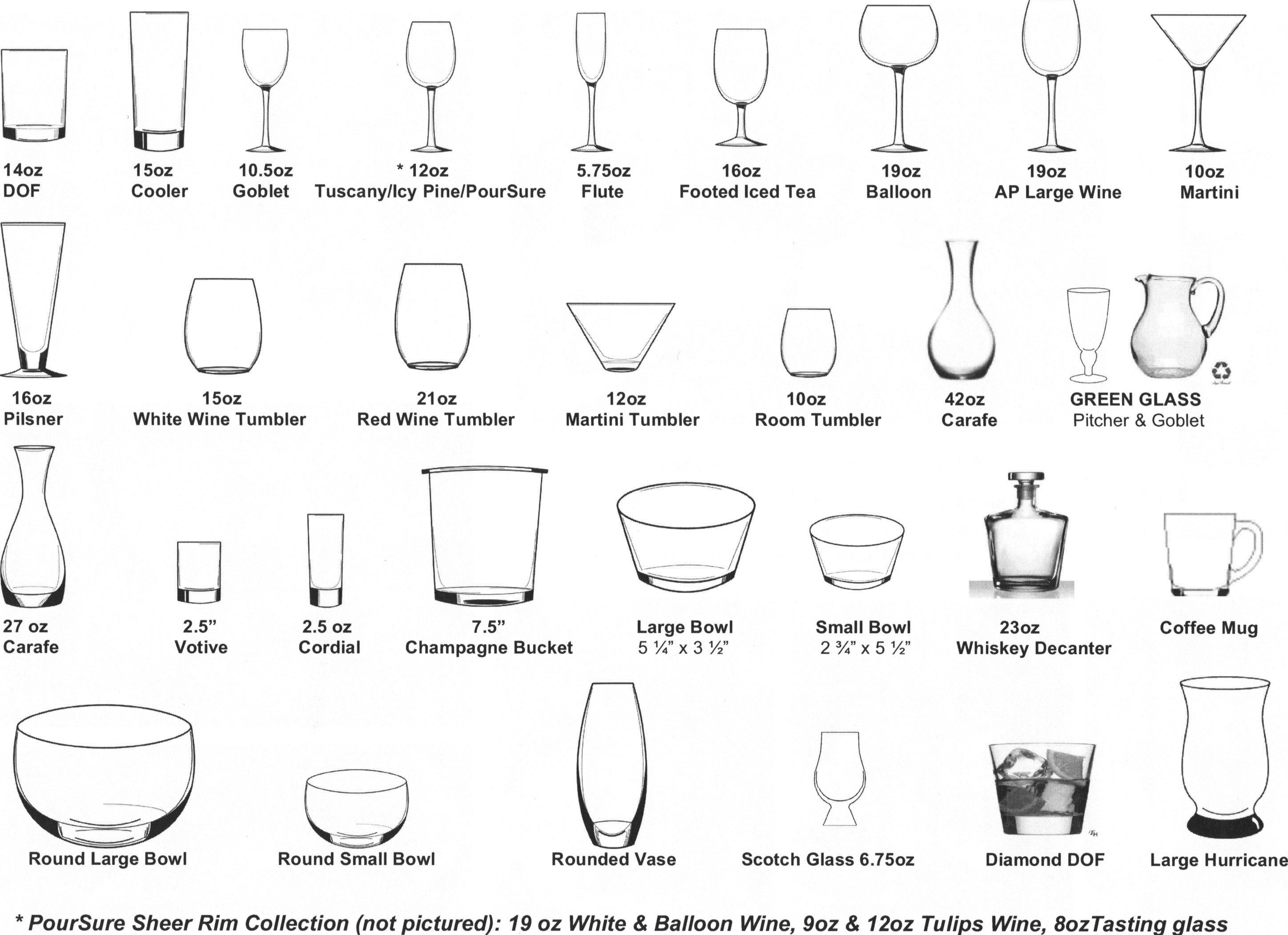 Glassware Wine Glass Sizes Etched Glassware Engraved Wine Glasses