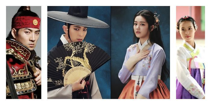 The 10 most stunning historical K,drama costumes