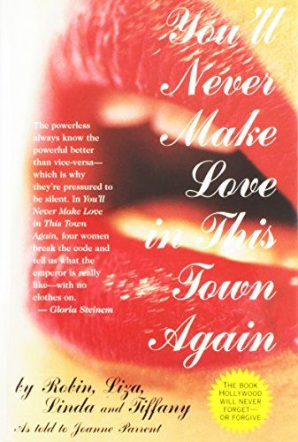 Download Pdf Youll Never Make Love In This Town Again Free Epub