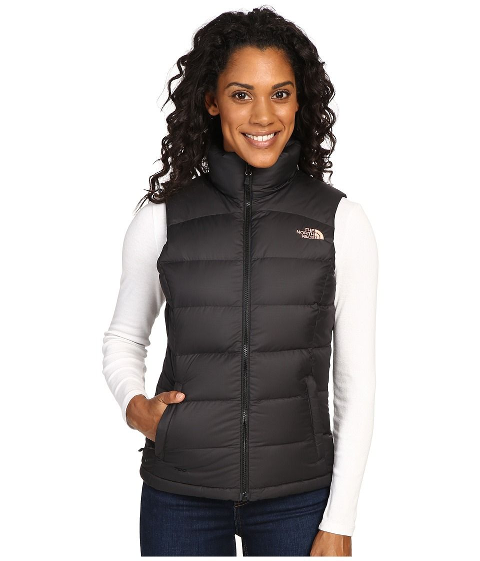 88de6a5b8 THE NORTH FACE THE NORTH FACE - NUPTSE 2 VEST (TNF BLACK/ROSE DAWN ...