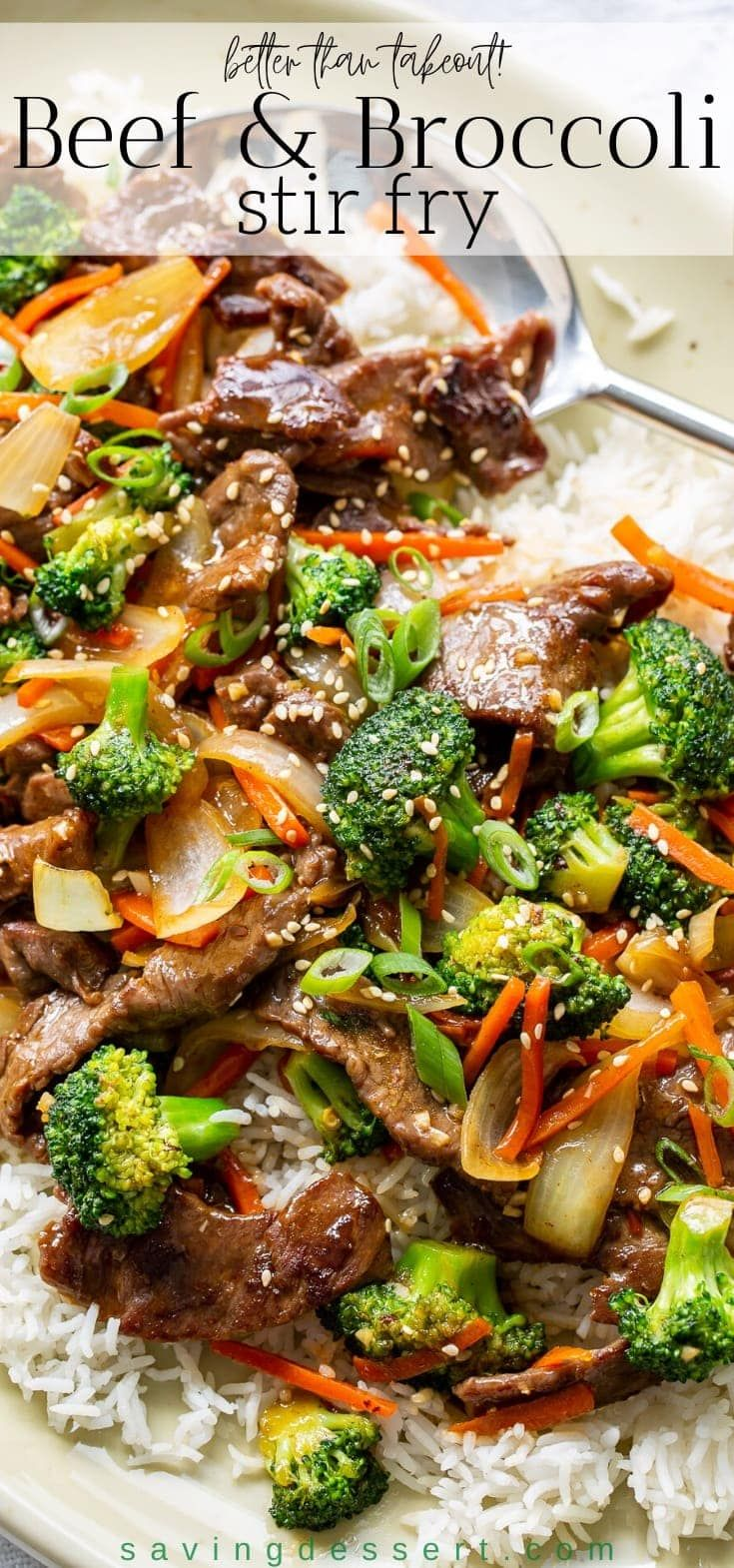 Photo of Beef and Broccoli Stir-Fry