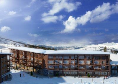 Secondhome I Arc 1800 I Modern interior I Ski apartment I Swimming pool I Prices from 215,000 euros