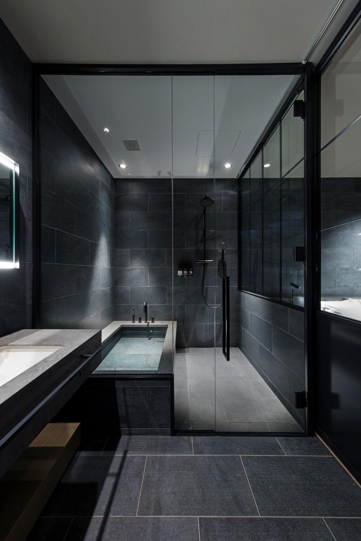 Hotel Koe Tokyo Bathroom Design Luxury Modern Bathroom Design Bathroom Design