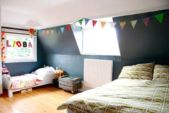 A Shared Room With Beauty And Brains — Kids' Room Tour