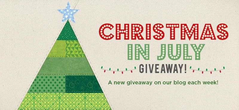 Christmas in July - Week 2 - Notions - The Connecting Threads Staff Blog #holidaysinjuly