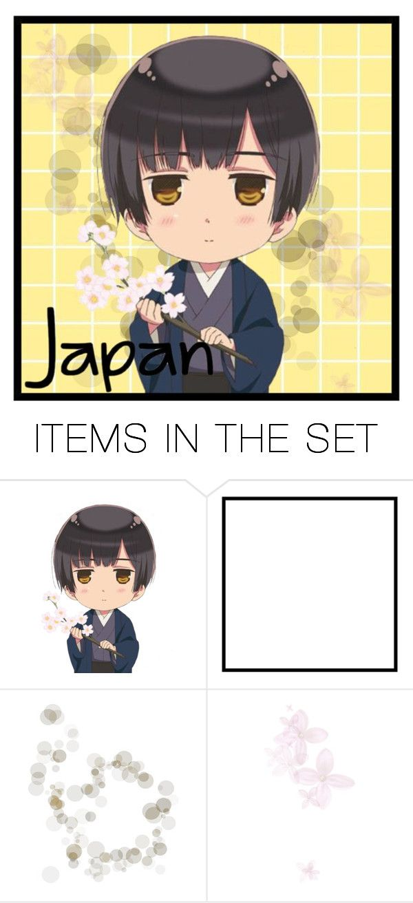 """japan was like and then i was like"" by xx-secret-xx ❤ liked on Polyvore featuring art"