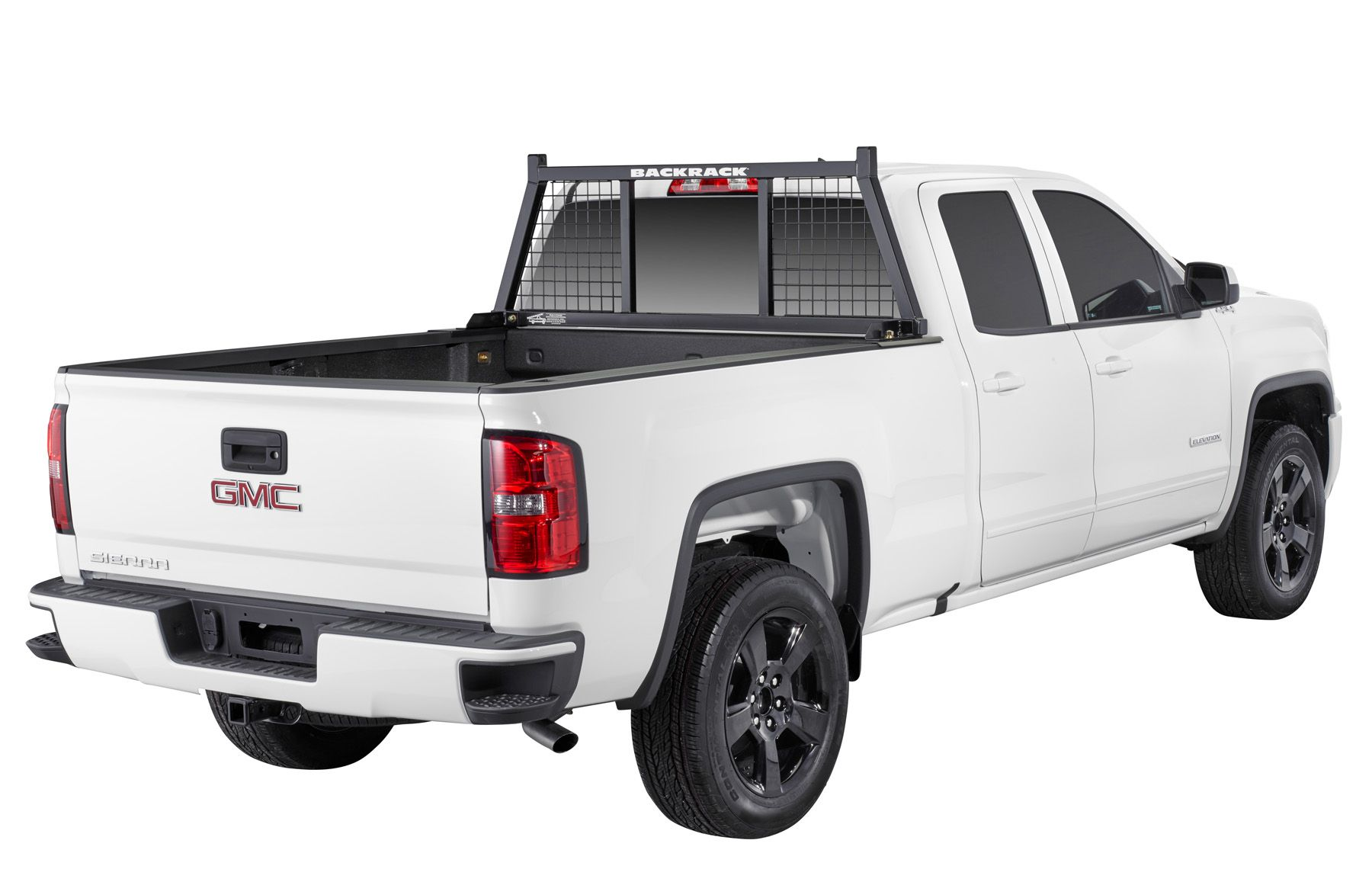 HALF SAFETY RACK BACKRACK™ Truck Accessories Cab Guard