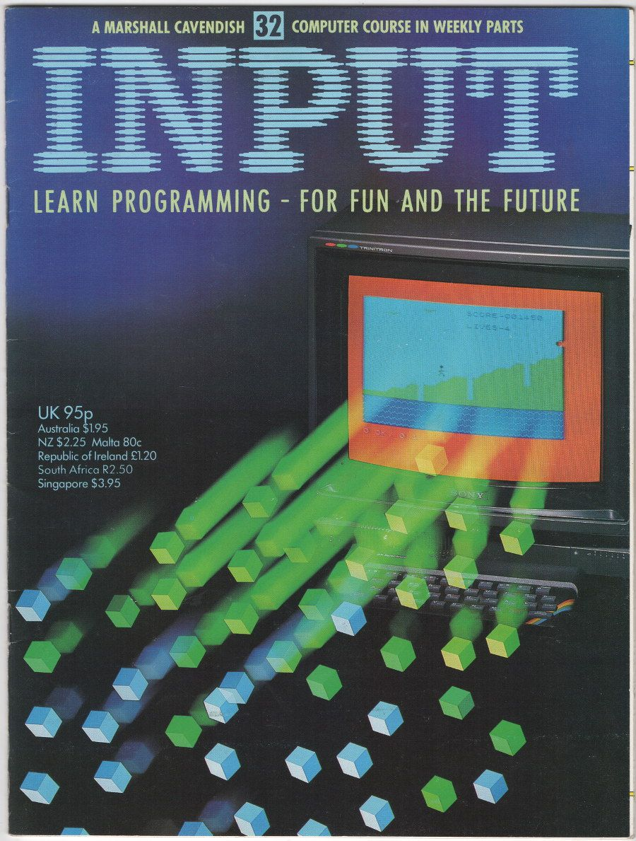 Input Magazine Issue 32