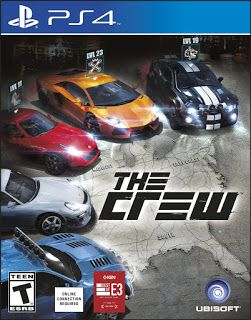 Check Out The Crew Ps4 Review This Is An Arcade Racing Game