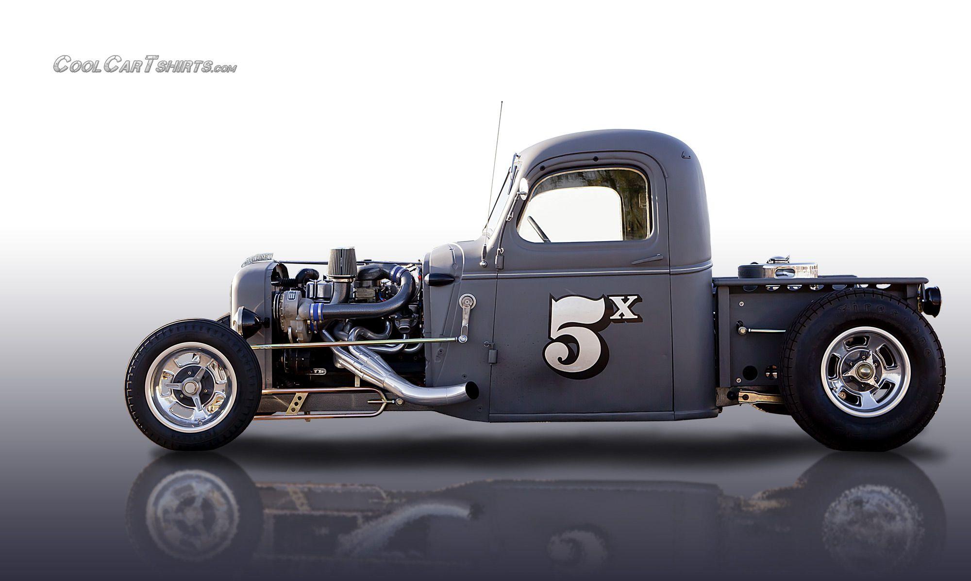 hot+rod+trucks | Supercharged Hot Rod truck | Hot Rod Trucks ...
