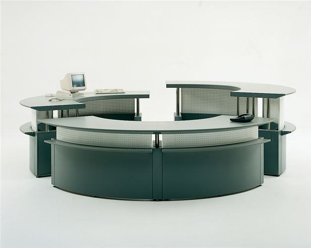 Longo Libraries Offers Concertina Circulation Desks Technical Furniture Manufactured By Bci Eurobib