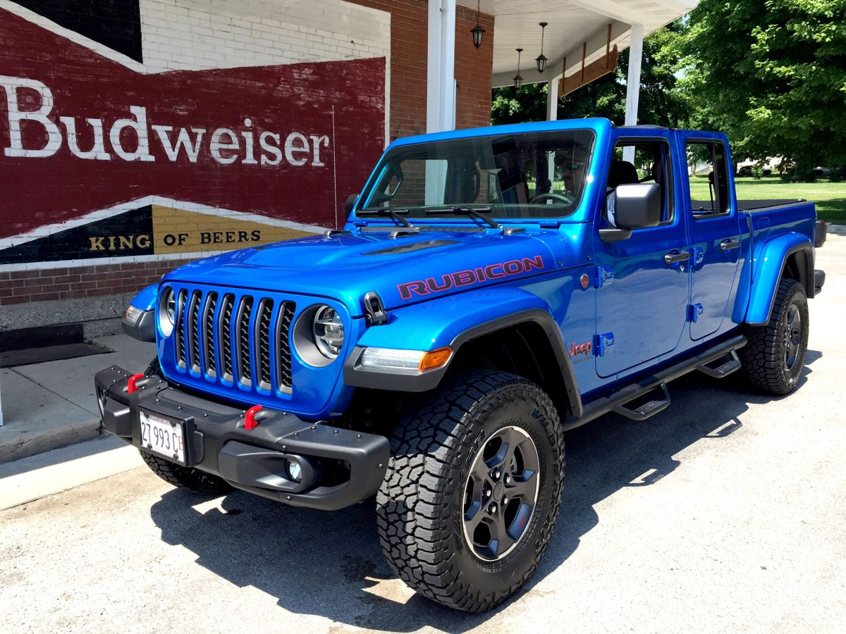 Hydro Blue Pearl 2020 Jeep Gladiator In 2020 Jeep Gladiator Blue Jeep Jeep