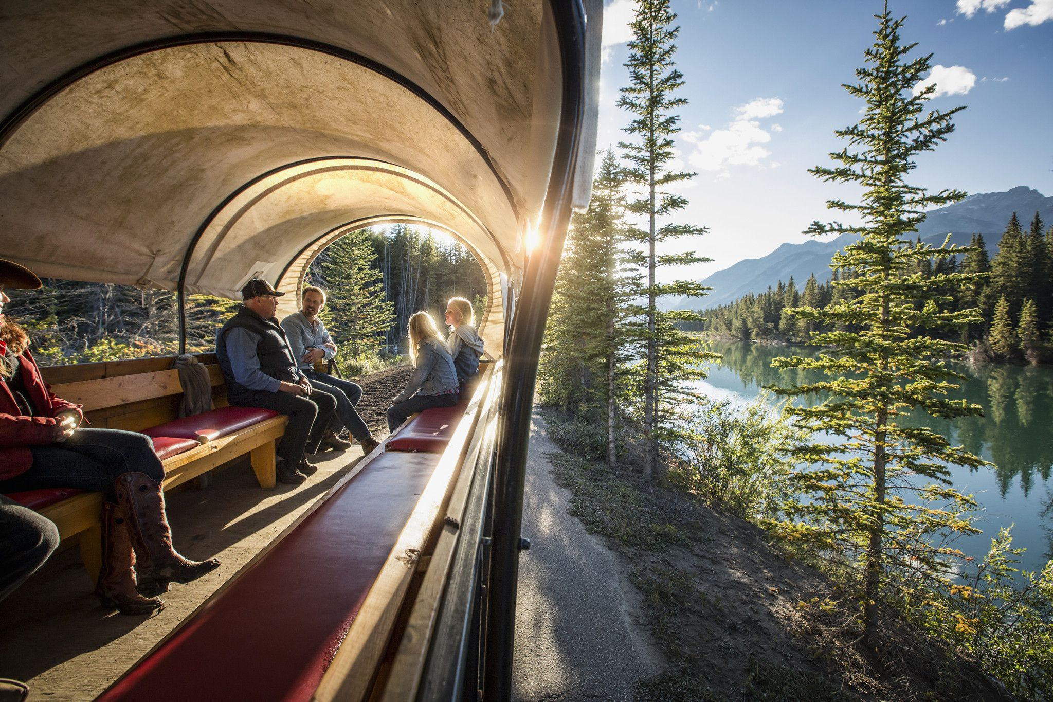 Alberta captures spirit, adventure of Canada's Wild West