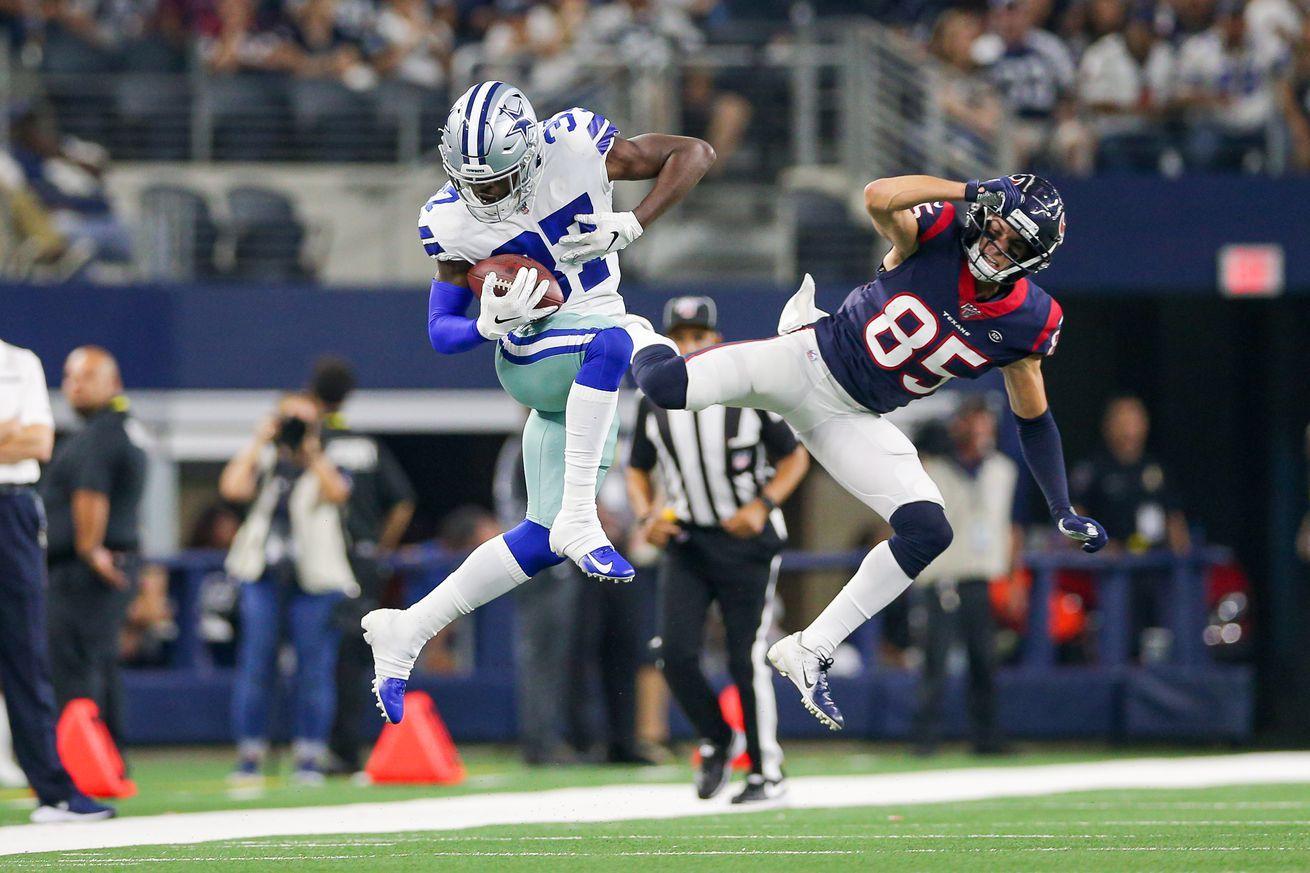 Cowboys coach Jason Garrett praises Donovan Wilson's 'ball