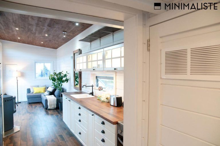 Chene by Minimaliste - Tiny Houses On Wheels For Sale Tiny house