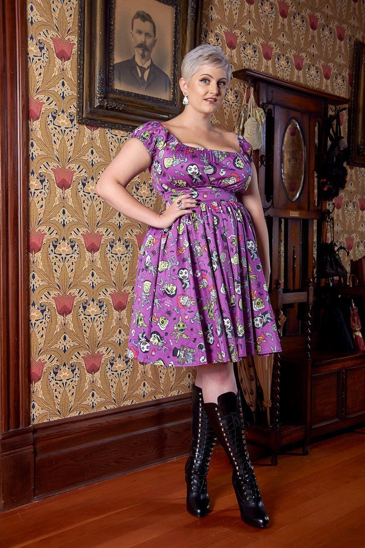 Moderno Pin Up Vestidos De Novia De Estilo Ornamento - Vestido de ...
