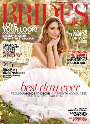 get a free 1 year subscription to brides magazine brides is a great magazine