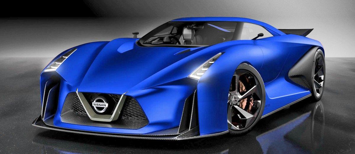 Nissan NC2020 Vision Gran Turismo Red Toyota wish