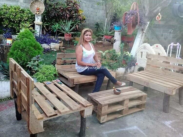Inspirational Ideas On How To Recycle Wood Pallets Pallet Furniture Wood Pallets Pallet Furniture For Sale