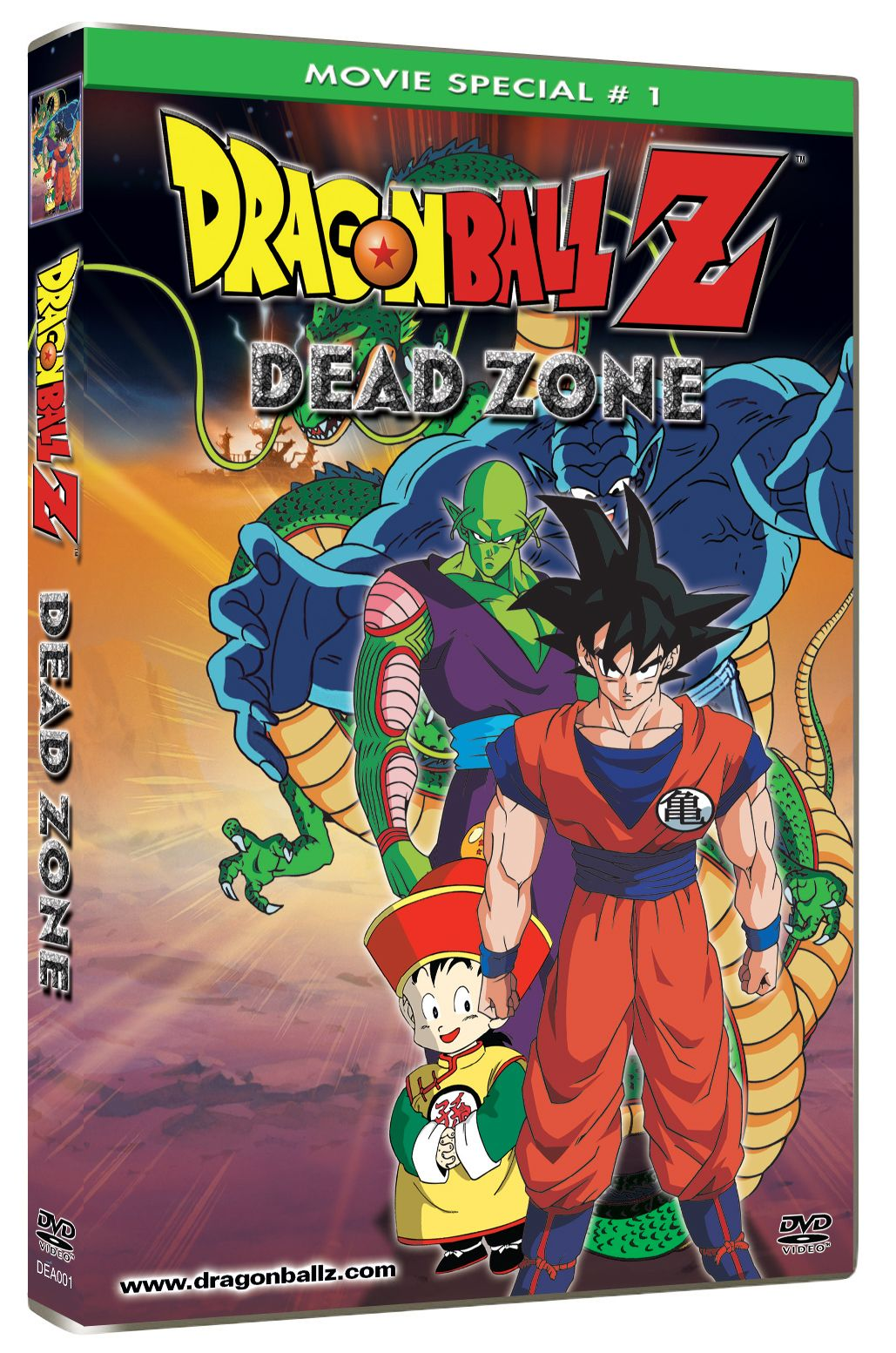 Dragon Ball Z 1: The Dead Zone | Netflix